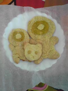 めだまクッキー